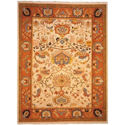 Linwood Handmade Area Rug Rug Size: Rectangle 8 x 10