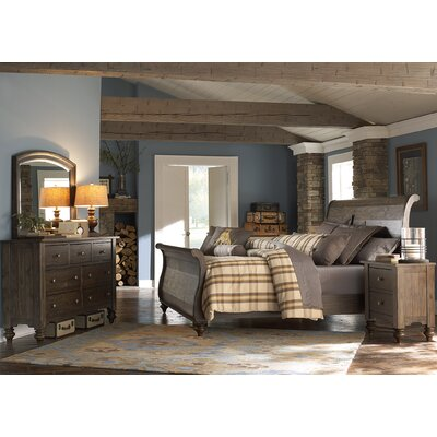 McCarthy Sleigh Customizable Bedroom Set