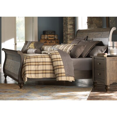 McCarthy Sleigh Bed