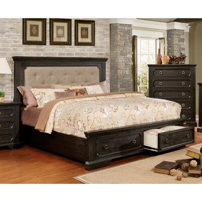 Calderwood Panel Bed with Storage