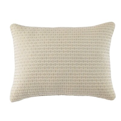 Wiley Cotton Boudoir Pillow