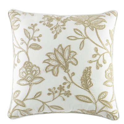 Wiley Cotton Square Pillow