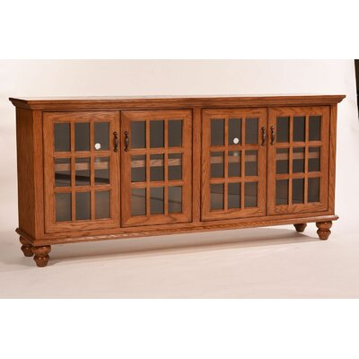 Franson 81 TV Stand Color: Caribbean Rum