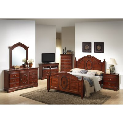 Cavender Panel Customizable Bedroom Set