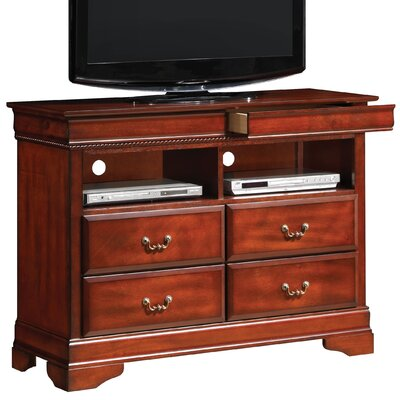 Cavender 4 Drawer Media Chest