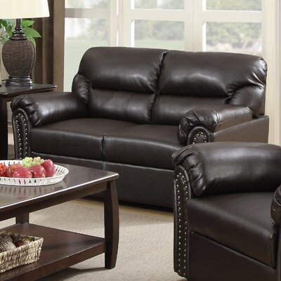 Darby Home Co DBYH3376 Childress Loveseat Upholstery