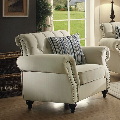 Glendale Solid Armchair