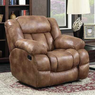 Gibraltar Manual Rocker Recliner