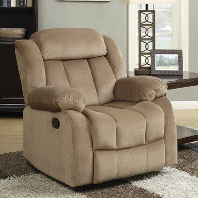 Gibsonia Recliner Color: Mocha