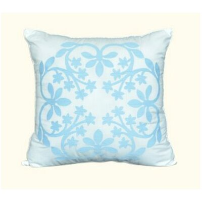 Gilboa Medallion Cotton Throw Pillow