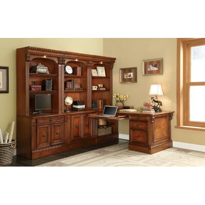 Glastonbury Corner Wall Unit File Cabinet Product Picture 4145