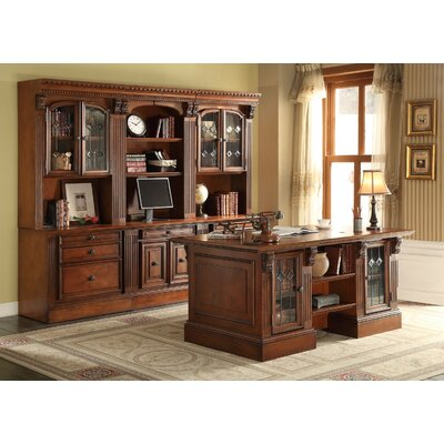Wall Unit Desk Product Photo 645