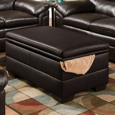 Simmons Upholstery Robandy Storage Ottoman