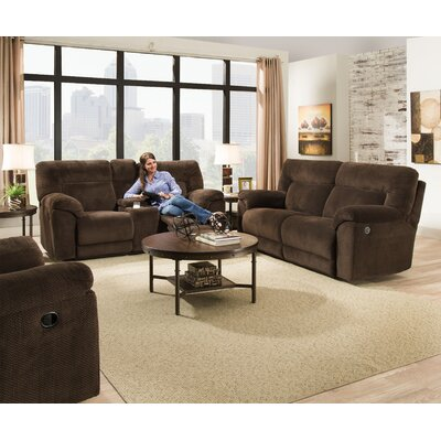 Simmons Upholstery Radcliff Cuddler Recliner Type: Power