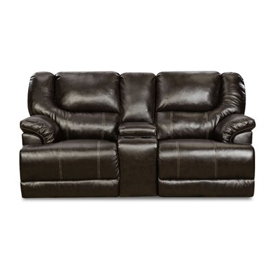 Simmons Upholstery Starr Motion Reclining Sofa Type: Power