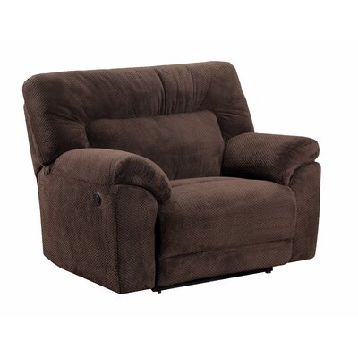 Radcliff Recliner by Simmons Upholstery Type: Manual