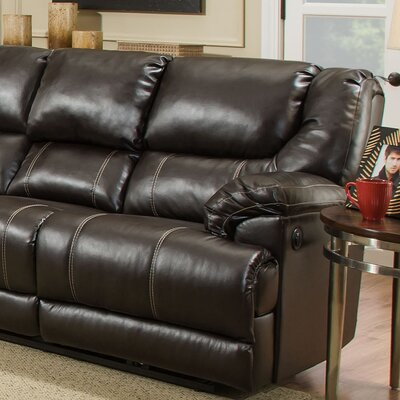 Simmons Upholstery Starr Cuddler Recliner Type: Power