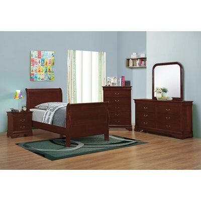 Caldello Panel Customizable Bedroom Set