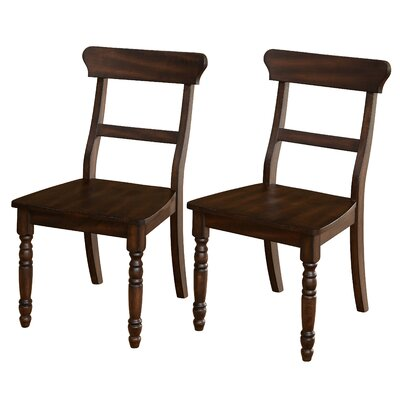 Orrin Solid Wood Dining Chair