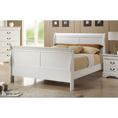 Caldello Sleigh Bed Size: Full