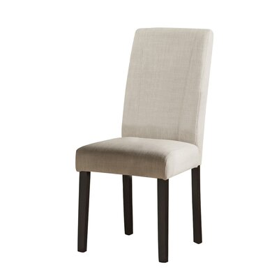 Cecil Parsons Chairs Upholstery Type - Color: Fabric-White
