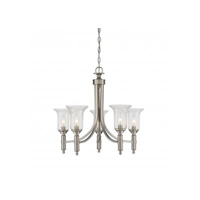 Timberlake 5-Light Candle-Style Chandelier