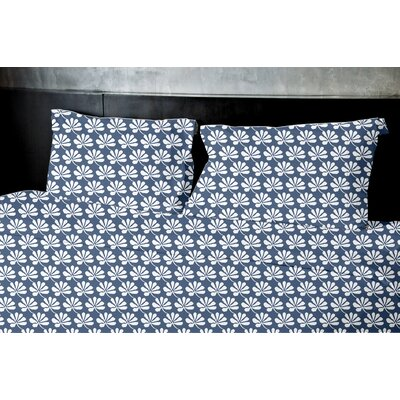 Engelbrecht Duvet Set Color: Blue, Size: Twin