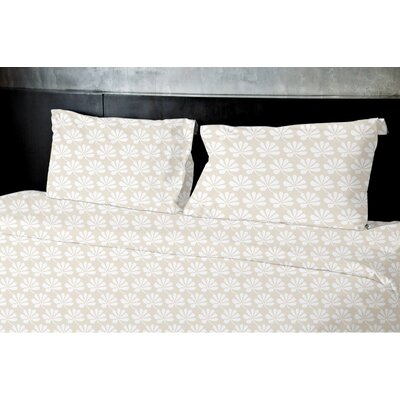 Engelbrecht Duvet Set Size: Twin, Color: Ivory