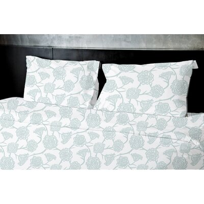 Eberle Duvet Set Color: Green, Size: Twin