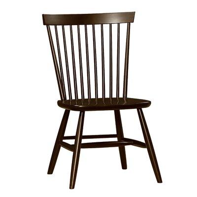 Bertram Bankers Chair Upholstery: Merlot