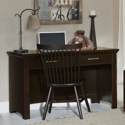 Bertram Writing Desk Finish: Merlot