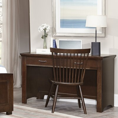 Bertram Writing Desk Finish: Dark Cherry