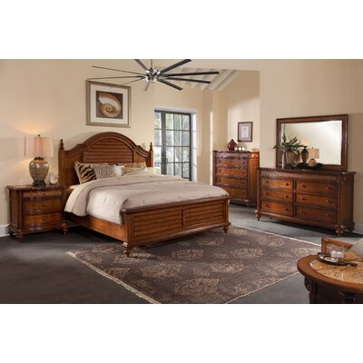 Bernadine Panel Customizable Bedroom Set