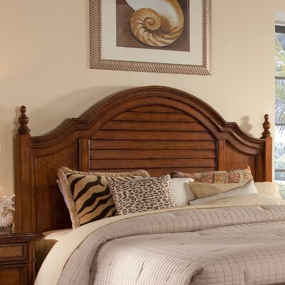 Bernadine Panel Headboard Size: King