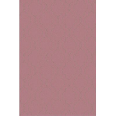 Freudenburg Rust Area Rug Rug Size: Rectangle 2 x 3