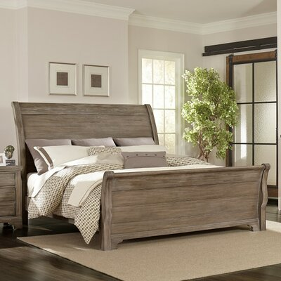 Brookhill Sleigh Bed