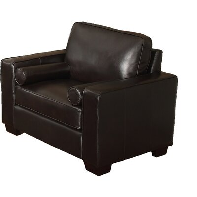 Berrywood Leather Club Chair