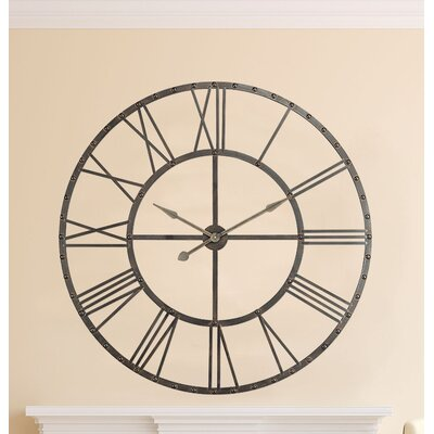 Oversized 44.5 Upton Wall Clock