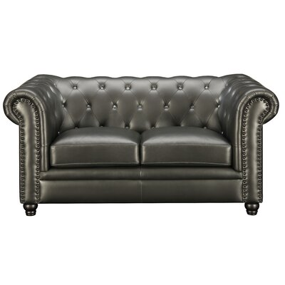 Halifax Chesterfield Loveseat