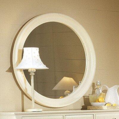Hazelton Round Dresser Mirror