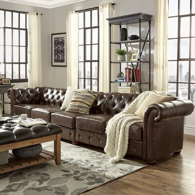 Gowans Chesterfield Sofa