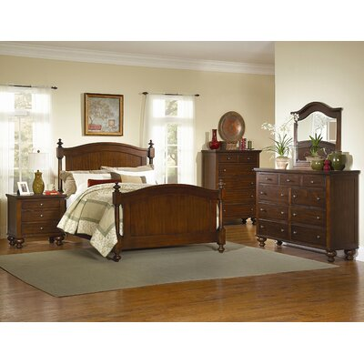Dunrobin Panel Customizable Bedroom Set