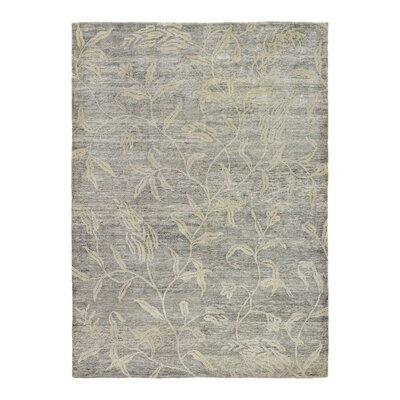 Harriette Hand-Woven Area Rug Rug Size: Rectangle 35 x 55