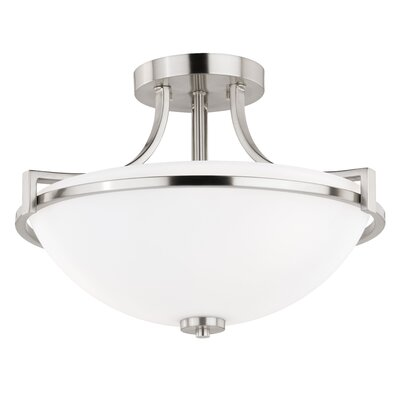 Lenore 1-Light Semi Flush Mount
