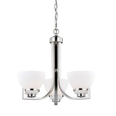 Lenore 3-Light Semi Flush Mount