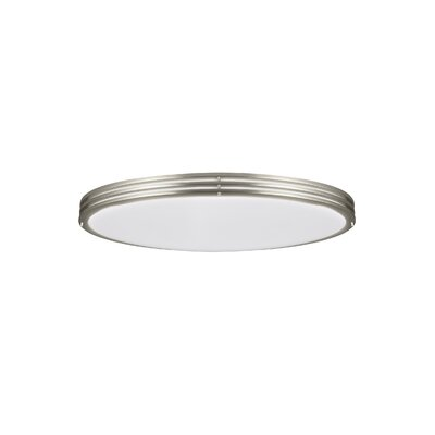Staunton 1-Light Flush Mount