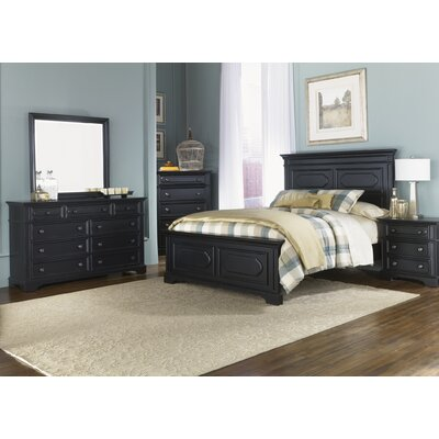 Linda Panel Customizable Bedroom Set