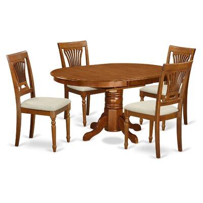 Attamore 5 Piece Dining Set