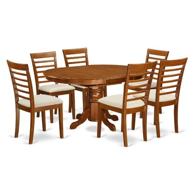 Attamore 7 Piece Dining Set