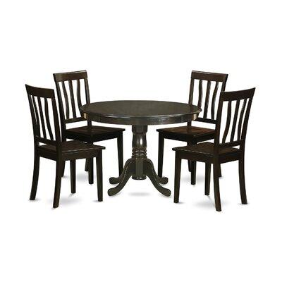 Bonenfant 5 Piece Dining Set